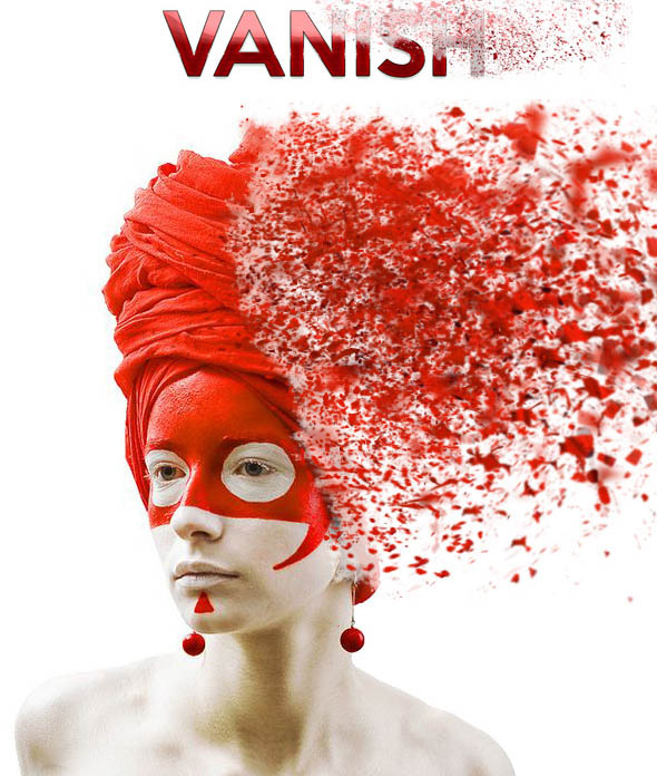 Vanish Photoshop Action