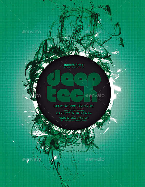 Deep Tech Flyer