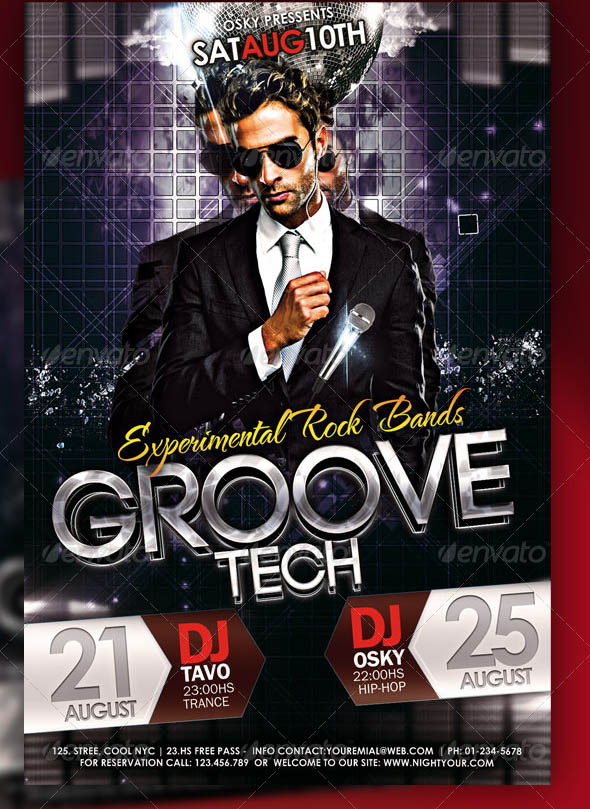 Grove Tech Party