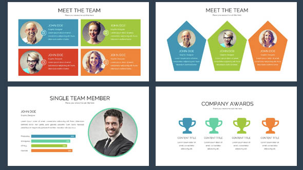 Max Business Powerpoint Template