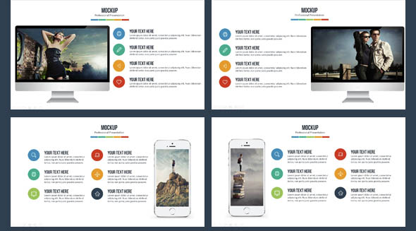Plan A Multi-purpose Powerpoint Template