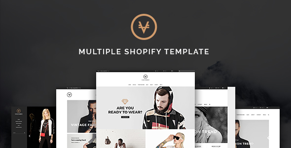 Ap Vanis Fashion Shopify Theme