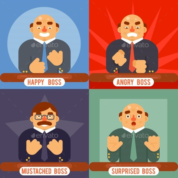 Boss Emotions