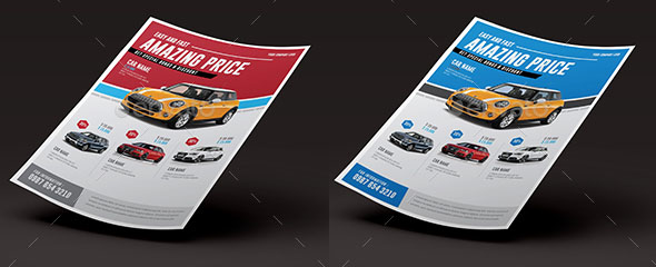 Car Sale Flyer  EnderRealtyparkCo