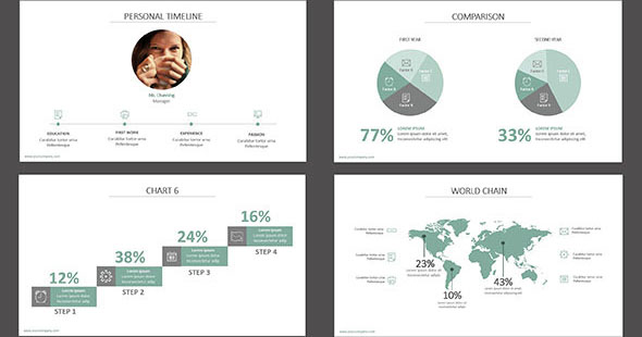 Extravagant PowerPoint Template
