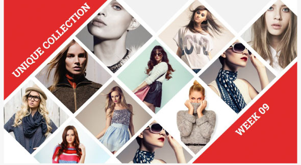 18 cool fashion powerpoint templates – desiznworld, Modern powerpoint