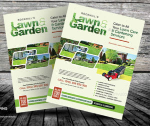 Lawn-Landscaping-Flyer-Templates