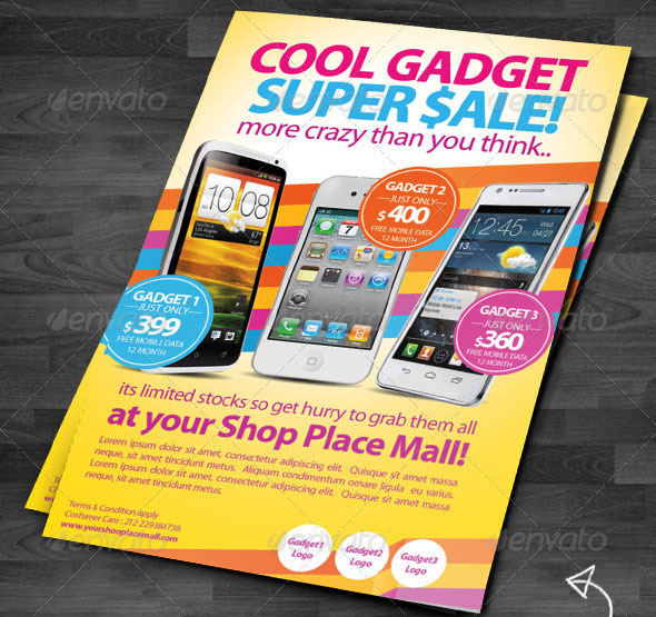 Super Sale Flyers
