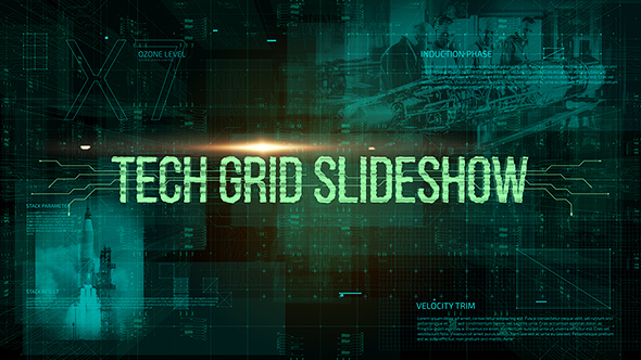 Tech Grid Slideshow