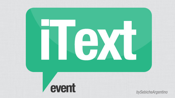 iText Event