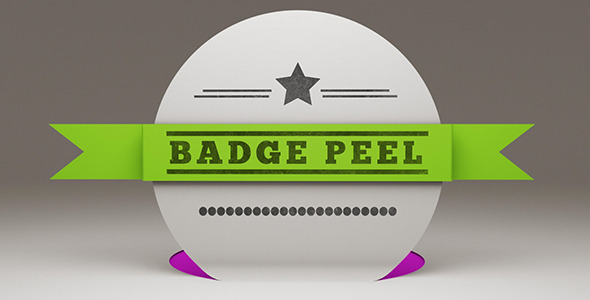 Badge Peel
