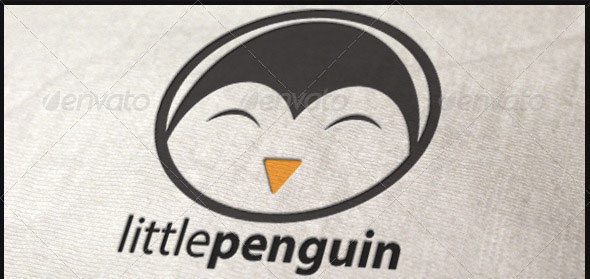 Little Penguin Logo