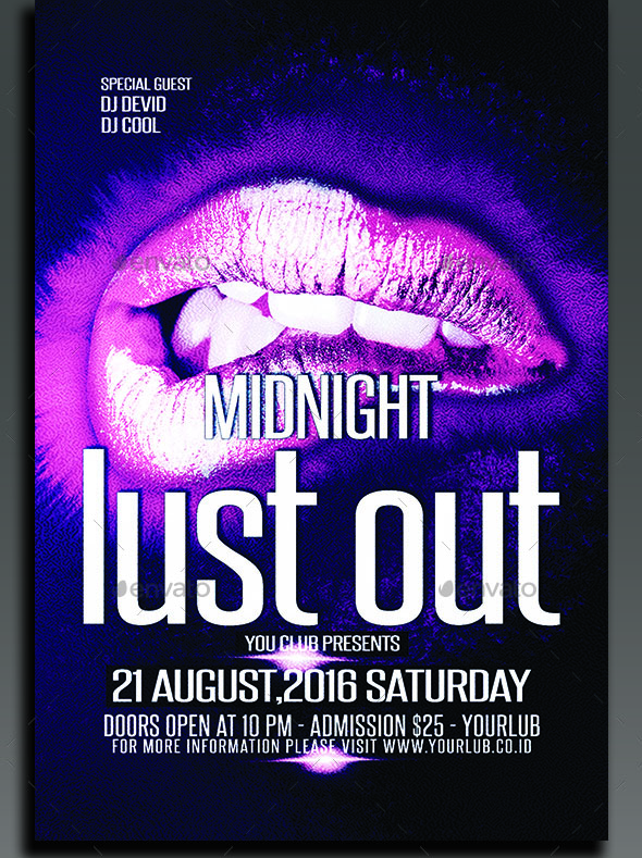 Midnight Lust Out