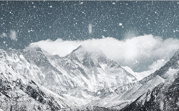 35 Nice Photoshop Add-ons For Snow Effects