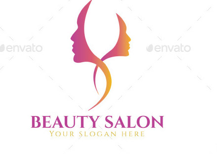 Beauty Saloon Logo