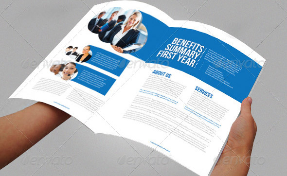 Cloud Social Media Business Brochure