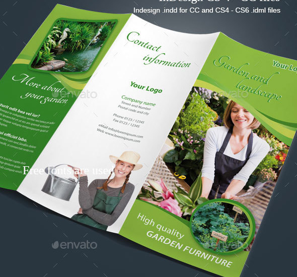 Flexible TriFold Brochure