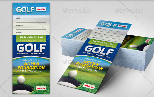 Golf Event Complete Bundle