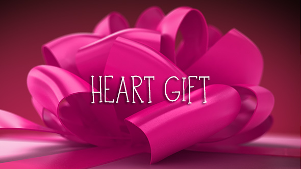 Heart Gift Romantic opener