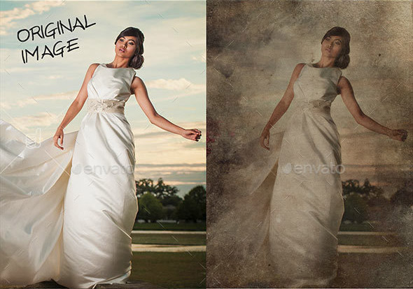 Instant Painting Photoshop Effect