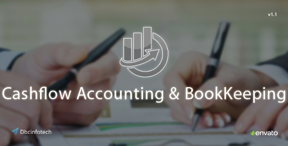 Cashflow Accounting Bookkeeping Software