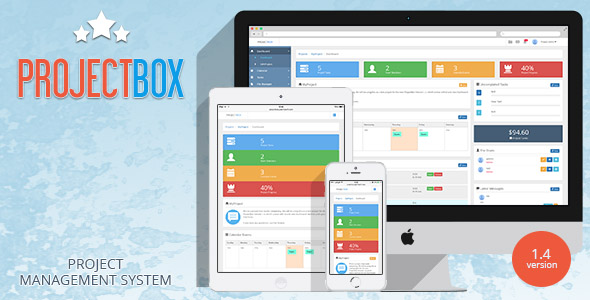 Project Box Team Management Tool