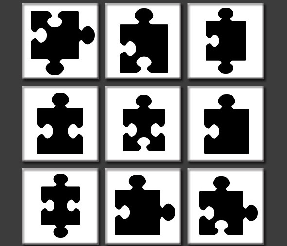 Puzzle Custom Shapes Vol