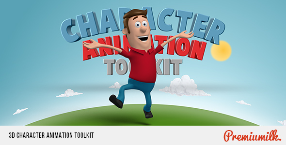 3D Character Animation Toolkit