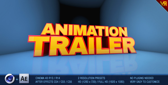 Animation Trailer