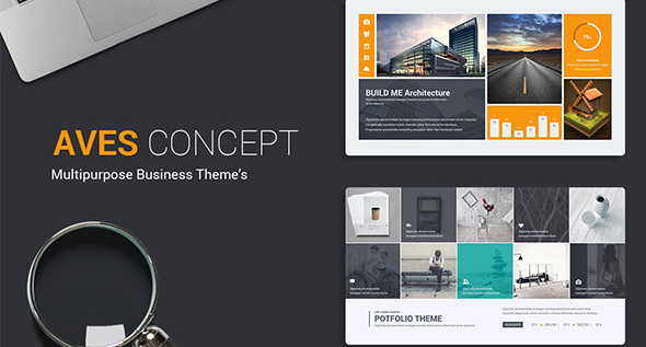 Aves Business Theme