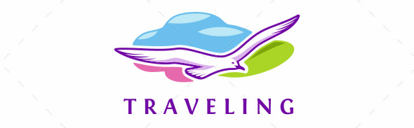 Bird Travel Logo