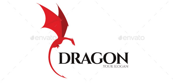 20 cool dragon logo vector templates  u2013 desiznworld