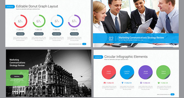 Effective Business Powerpoint Template