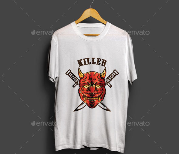 Killer T-shirt Design