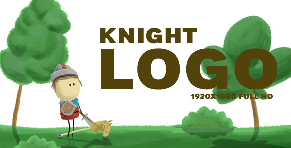 Knight Logo Reveal