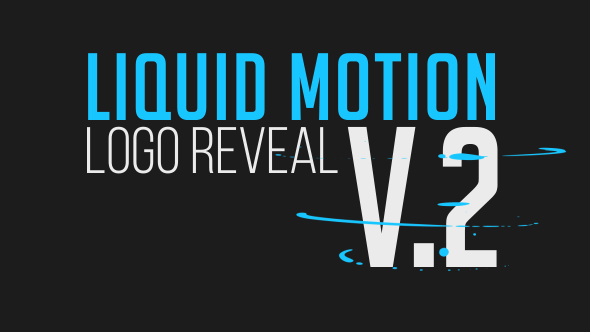 Liquid Motion Logo Reveal Pack 2