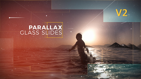 Parallax Glass Slides