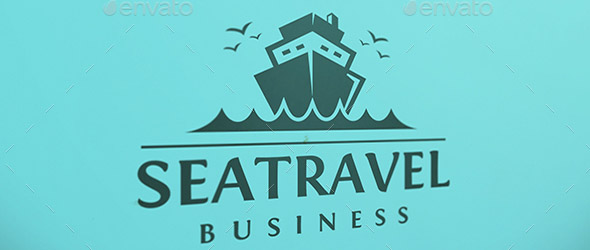 Sea Travel Logo