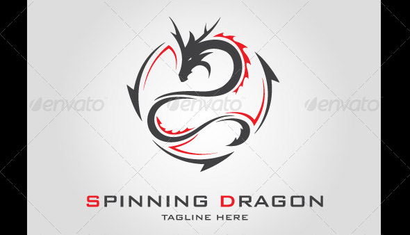 Spinning Dragon