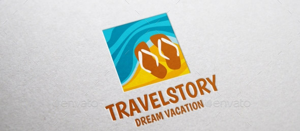 Travel Logo Template