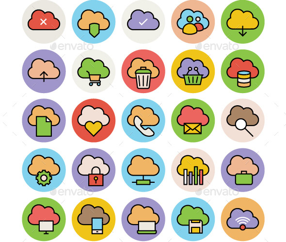 100-cloud-computing-vector-icons