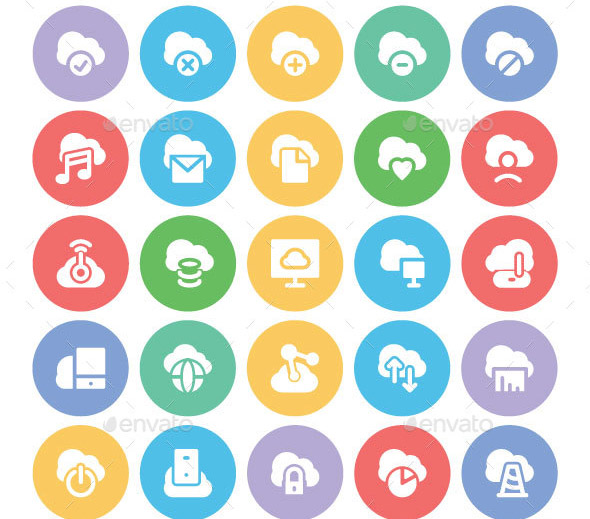 125-cloud-computing-vector-icons
