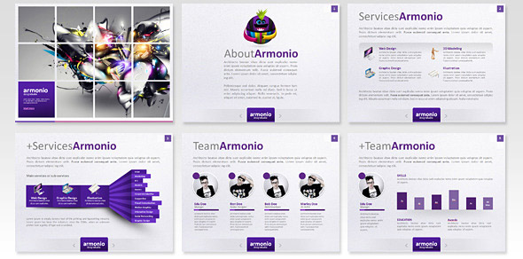 armonio-power-point-presentation