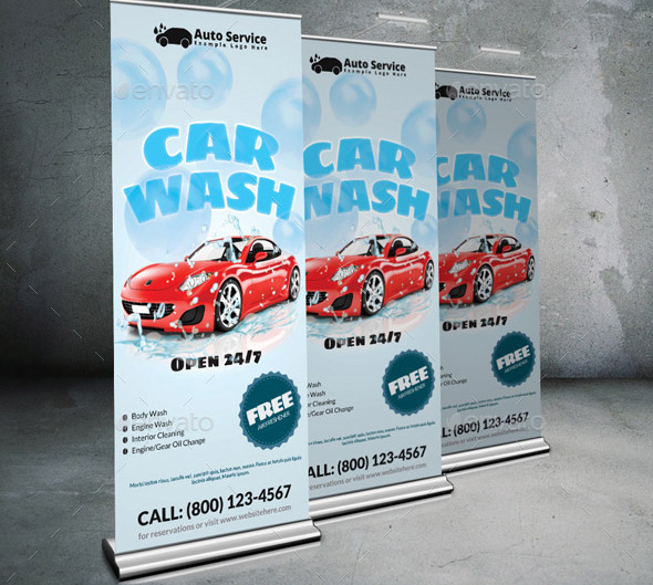 car-wash-roll-up-banner