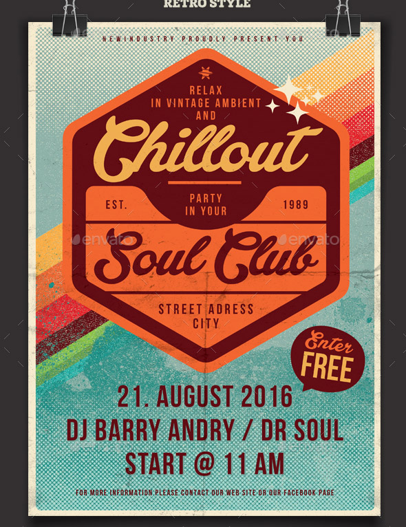 chillout-party-poster-flyer