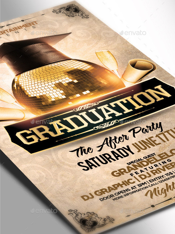 18 cool prom poster    flyer templates  u2013 desiznworld