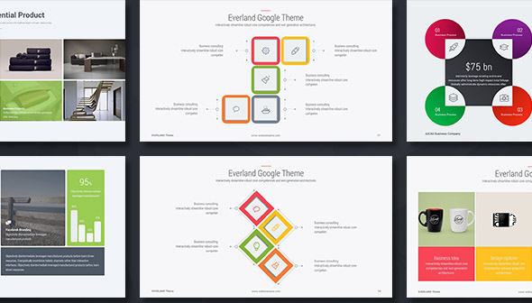 22 Cool Interactive Powerpoint Design Templates