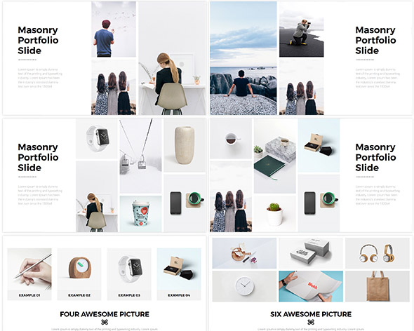 mizada-powerpoint-template