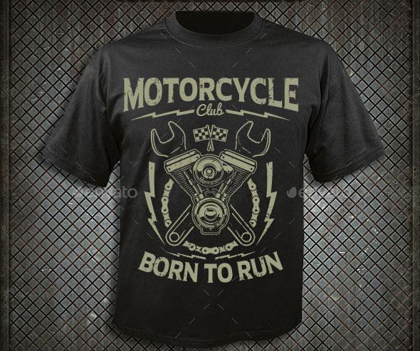motorcycle-club-t-shirt-design