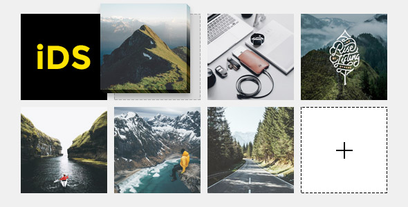 iDsgn Minimal Portfolio Theme for Creative People